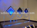 Acrylic Electronic Display,Perspex Digital Holder,Plexiglass Led Display