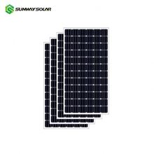 Cheap Price Solar pv module12Volt mono 100Wp Solar Module for solar energy system home use