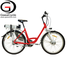 GaeaCycle hot sale electric bike manufacturer in india city style electronic bicycle