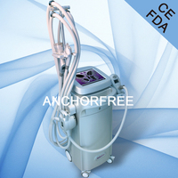 Ultrasonic Cavitation+Vacuum Liposuction+Laser+Bipolar RF+Roller Ultrasound Cellulite Reduction CE