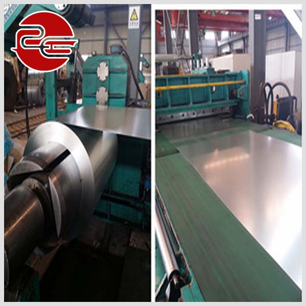 metal roofing flashing flexible rogo steel coil galvanizing machine