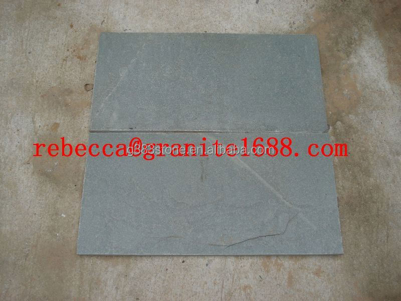 2016 Hot sale tumbled slate mosaic tile