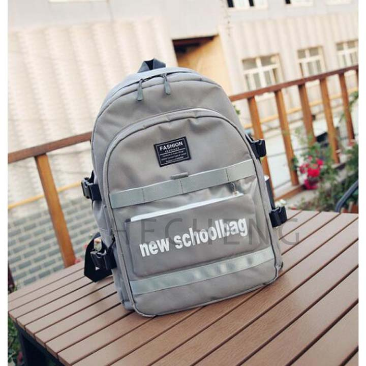 Light up backpack for daily use computer laptop back pack