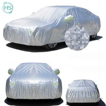 170T 190T Polyester Car Cover with Aluminum coated