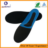 High quality EVA Foot Arch Support Insole Plastic Arch Pain Relief Custom Orthotics Prosthetics Eva Shoe Insole For Flat Feet