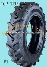 High quality r1 pattern 12.4-24 12.4x24 tractor tyres