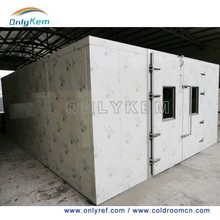 Customized cold storage room/laboratory cold rooms