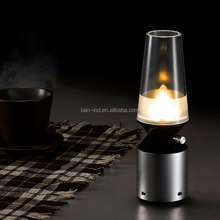 Z3 USB Retro oil lamp blow LED table lamp