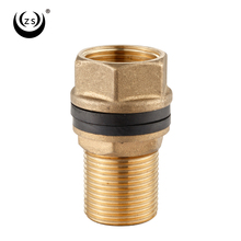 Most popular dn20 decorative dimensions asme b16.3 t shape bellmouth brass copper pipe fitting