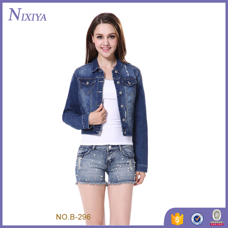 2015 Hot Styles New Jackets Denim Jackets Cool Western Jackets
