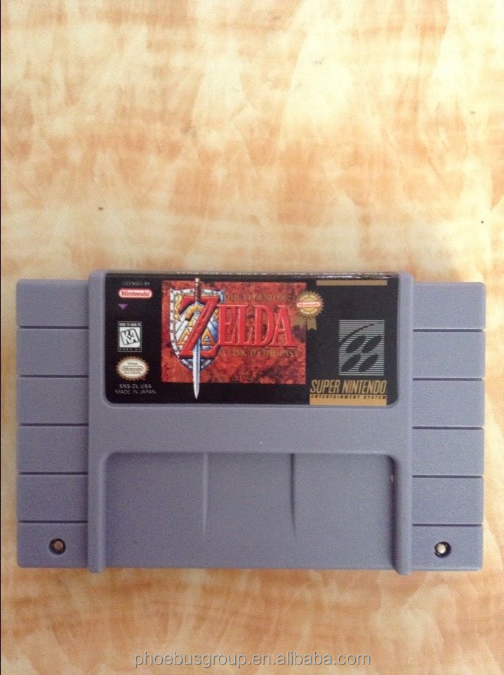 Legend of Zelda The - A Link to the Past retro games snes for Super Nintendo Entertainment System