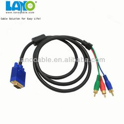 Best price hot selling rca to vga converte