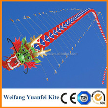 China traditional dragon large kites for sale