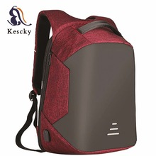15 Inch Laptop Backpack Business Travel School Bag With USB Charging Port For Mac Pro and Laptop up to 15.6""