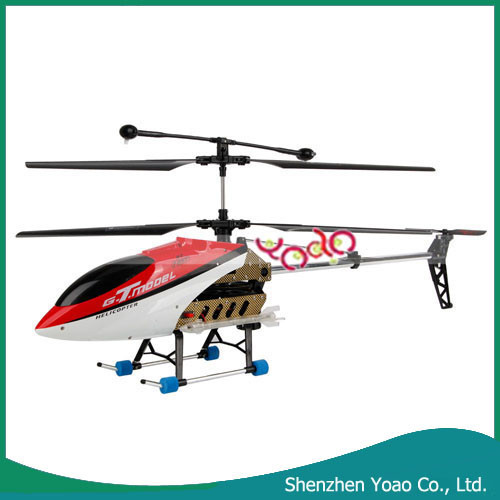 China Supplier 3.5 Channel Radio Control Long Range RC Helicopter with Gyro
