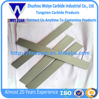 Manufacture high hardness tungsten carbide flat for machine tools