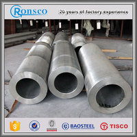 astm a269 904l 304 500mm diameter stainless steel pipe 350 mm