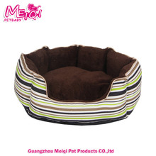 Wholesale dog bed europe design pet bed good quality canvas dog bed
