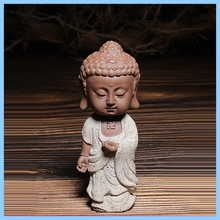 Customized Resin Mini Chinese Buddha Statue