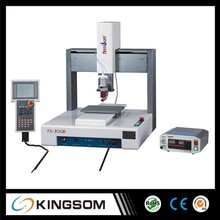 Factory Price !!! TS-300B Industrial SMT AB Liquid Glue Robot Gue Dispenser / Solder Paste Glue Dispensing System