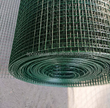 1/4 inch pvc coated after galvanized welded wire mesh