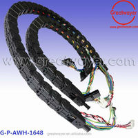 equivalent molex 16pin wafer wire harness for crawler excavator