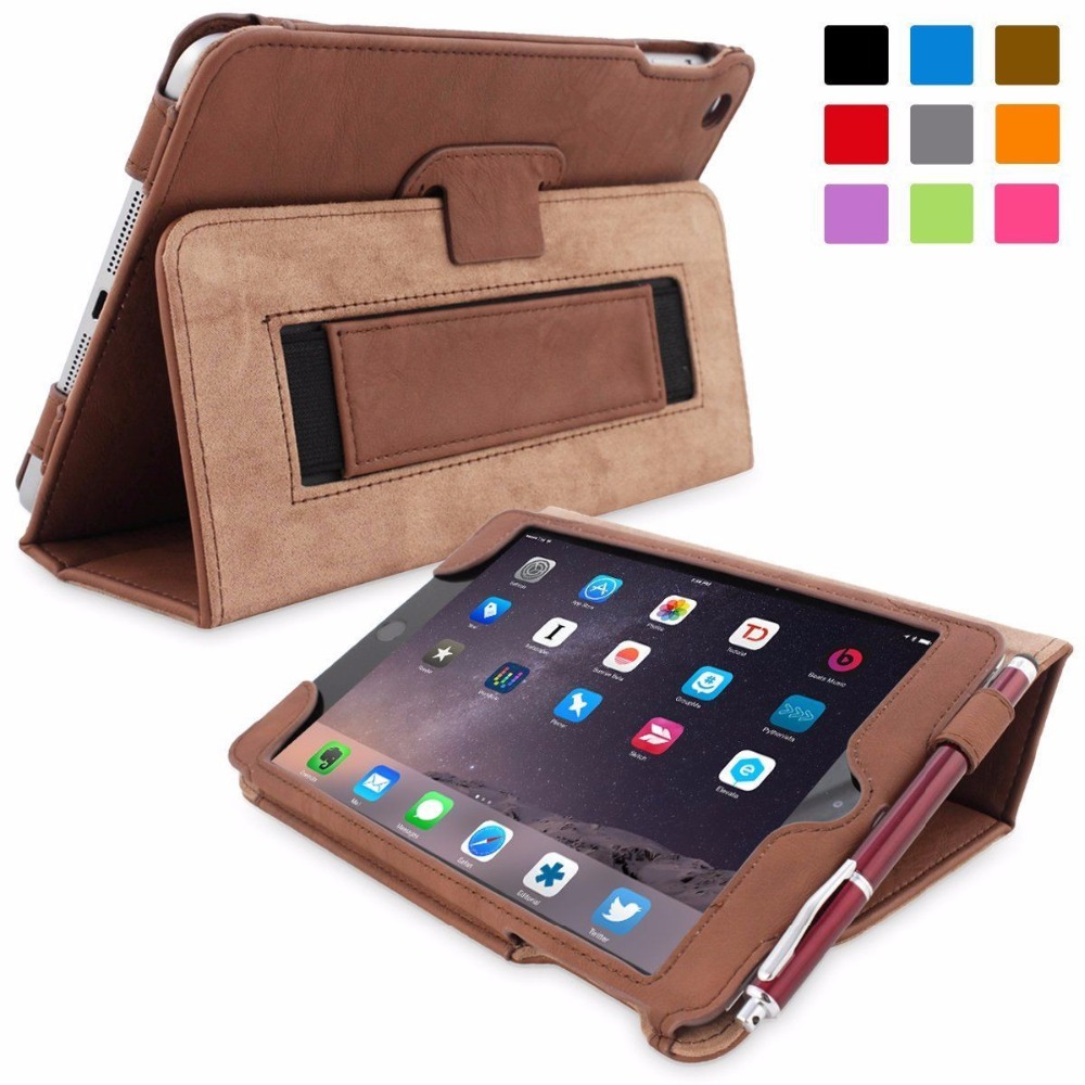Colorful Folding Case for iPad 4 iPad 3 2 Magnetic Slim Folio PU Leather Case Smart Cover Stand Wholesale