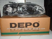 DEPO Auto Lamp for Japanese and German Models