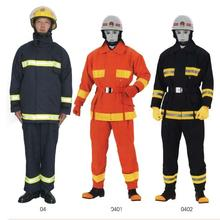 HOT Sale! CE protective Rescue nomex fire retardant clothing