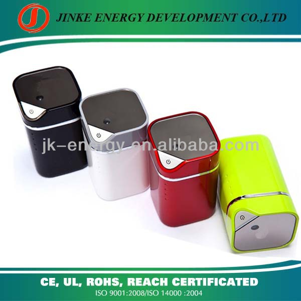 2013 New Mobile 7800mAh Power Bank for iPhone / iPod / iPad / USB Device