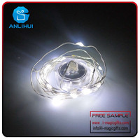 2015 waterproof super bright twinkling led string light