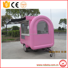2017 new snack wagon/food vending vehicle/food trucks for sale