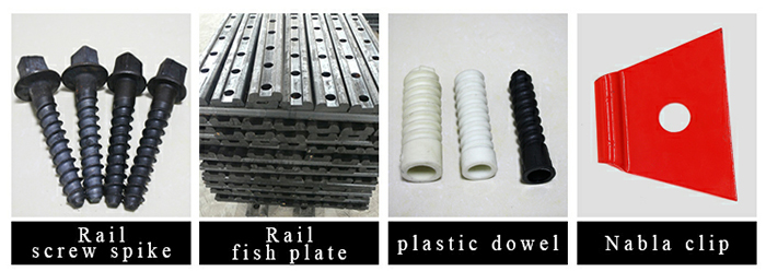 Factory Supplies Hot quality Rail Track Shoulder