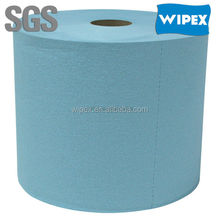 hot sale high quality professional nonwoven fabric industrial wipe roll OEM in China
