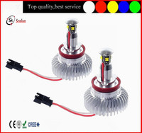 New design 12v 24v led marker headlights for bmw E92 40w C REE chips