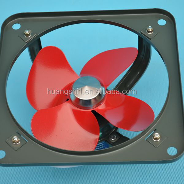 Smoking Room Exhaust Fan/Ventilation Fan/Ventilating Fan With Power Cord with CE certification