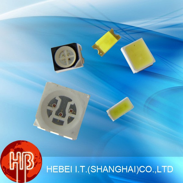 SMD Top Led 1206 Diode Green/White/Red/Yellow Color