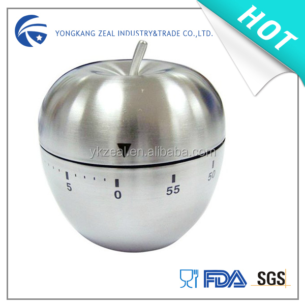 zeal apple kitchen timer KT2101