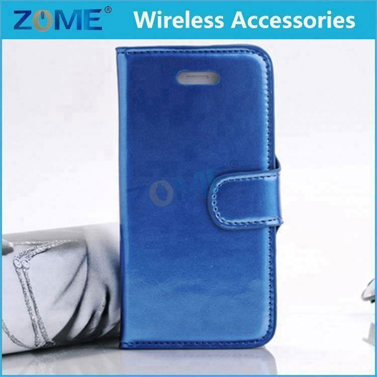 Card Slot PU Leather Stand Wallet Phone Case Cover Skin For iPhone 5