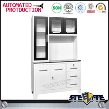 High gloss acrylic kitchen cabinet door/kitchen cabinet model/metal kitchen cabinet