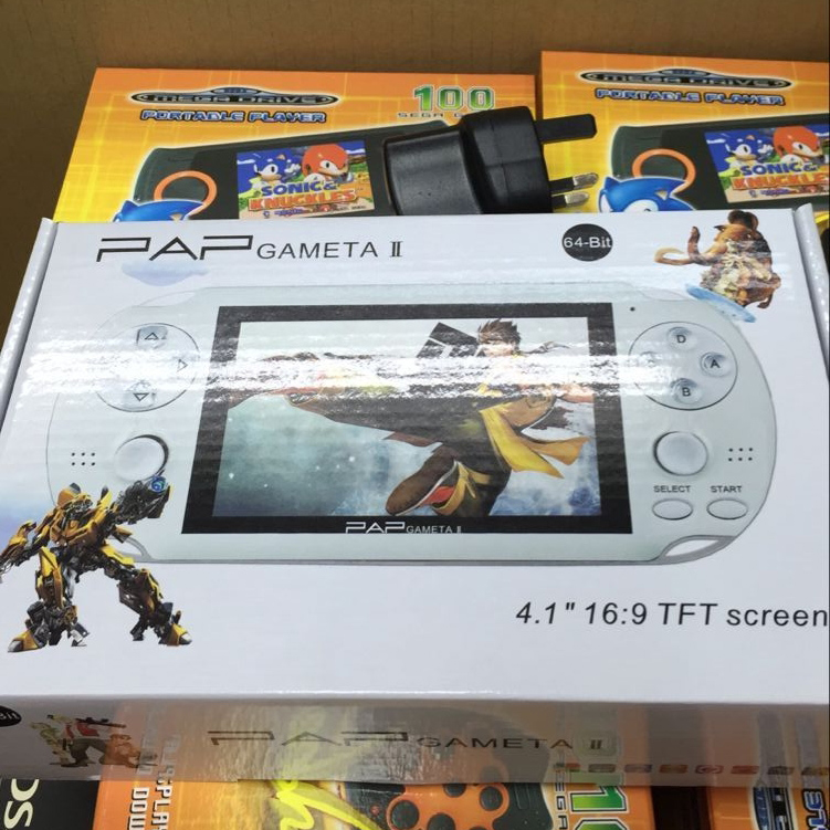 pap handheld game console for psp mp5 games download