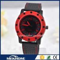Fashionable Cheaper silicone kid analog watch sport watch man 2016