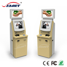 Self Service Payment Kiosk Mobile Cell Phone REcharging Vending Machine
