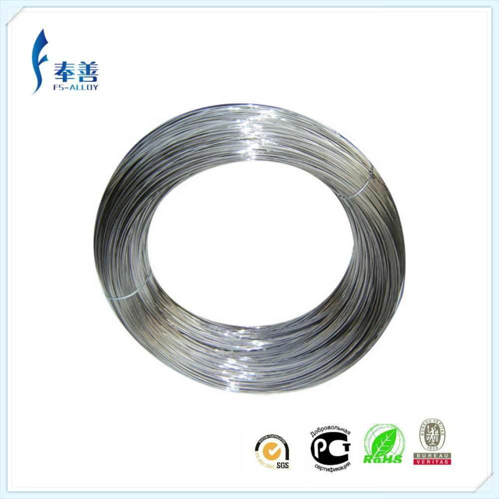 copper nickel heating wire cuni44 oxidised cuni resistant wire