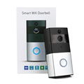Smart Home Intercom System Video Door Phone Wireless WIFI Doorbell Camera alarm clock camera