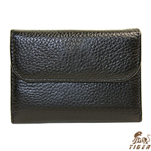 Fani Wholesale Men Wallet Leather Card Pouch for Promotion