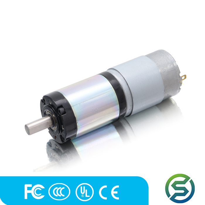 hot saled 12v dc motor generator for Robot massage armchair