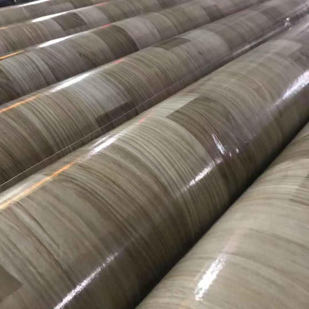 chinese factory directly sell pvc wood design flooring