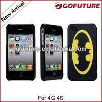 Hot sale! Batman designed hard case for iphone4