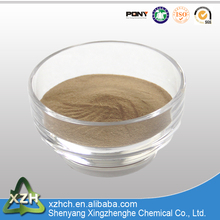 XZH sodium lignosulphonate waterproof additives concrete admixture ceramics additive